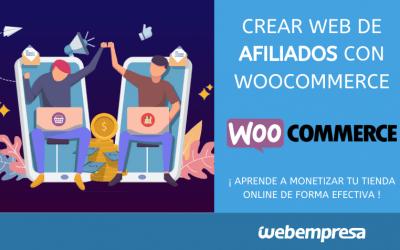 Crear web de Afiliados con WooCommerce