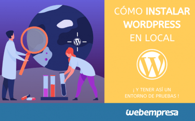 Como instalar WordPress en local paso a paso