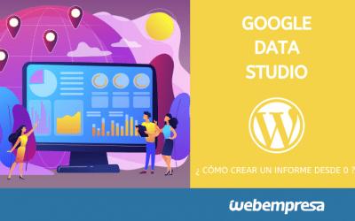 Cómo crear un informe en Google Data Studio
