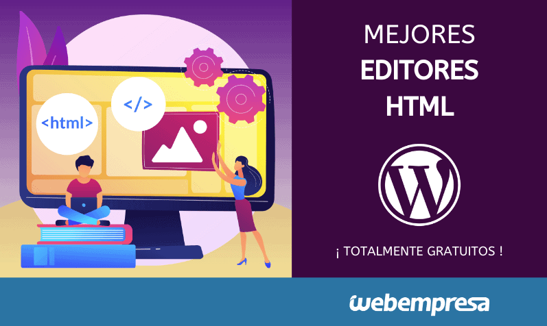 Mejores editores html
