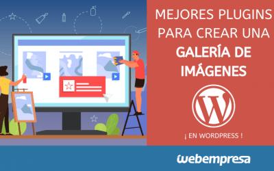 Mejores plugins para crear una galería de imágenes en WordPress