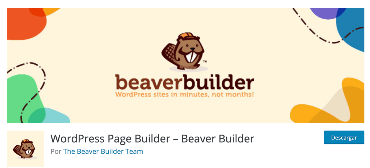 Plugin Beaver Buildeer