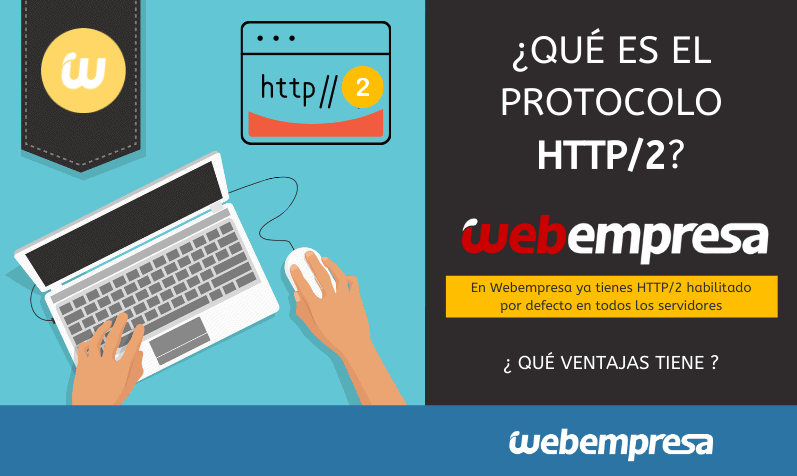 ¿Qué es HTTP/2 y qué ventajas tiene?