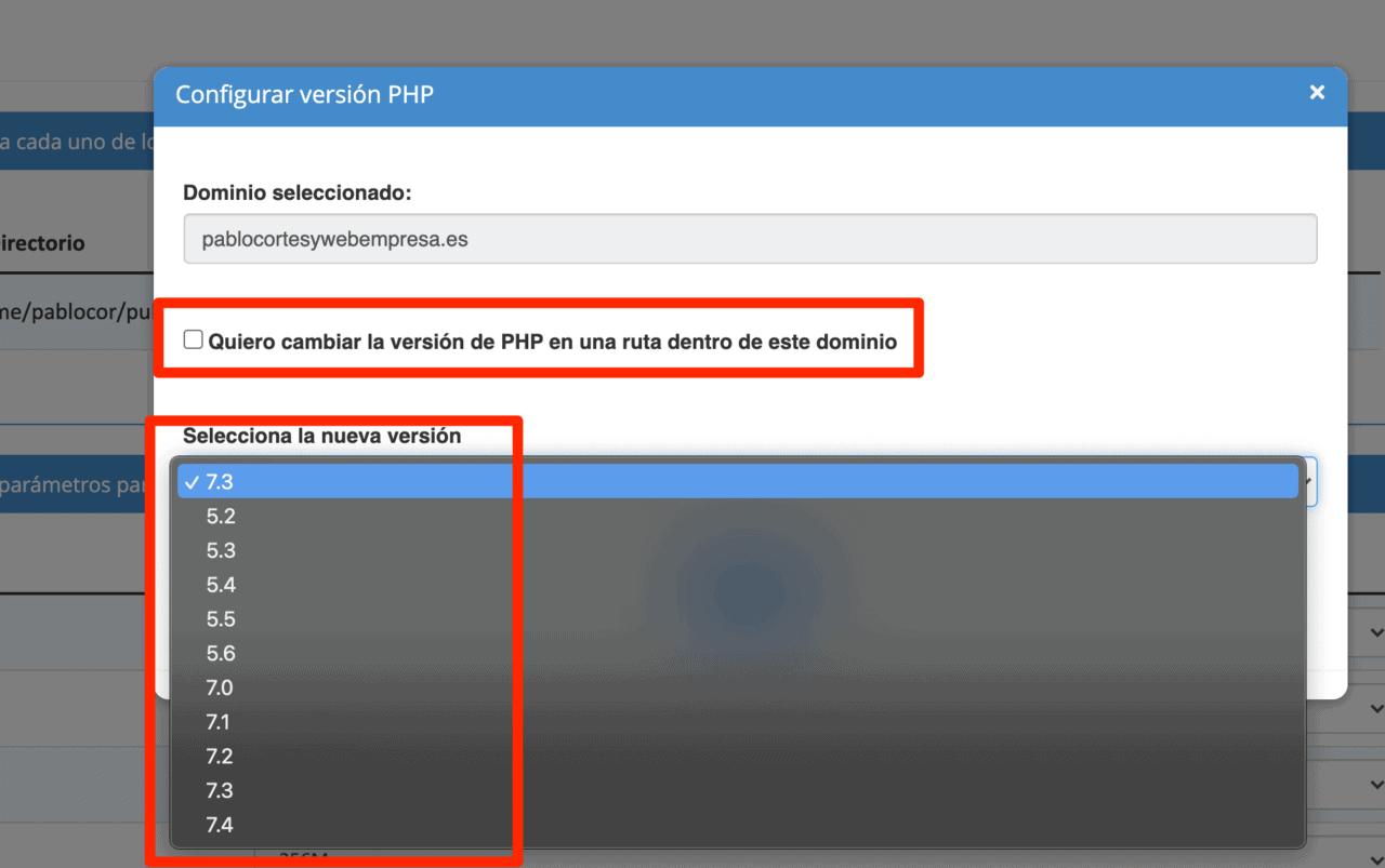 Confirmar PHP
