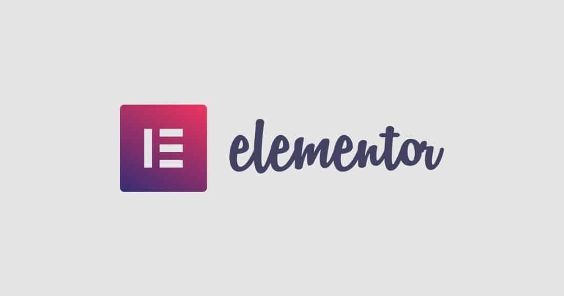 Plugin elementor para WordPress