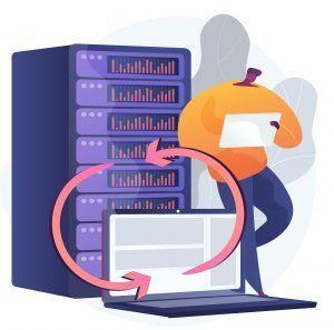 backups Diseño web Profesional