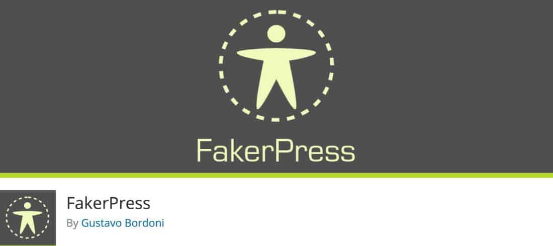 Plugin FakerPress