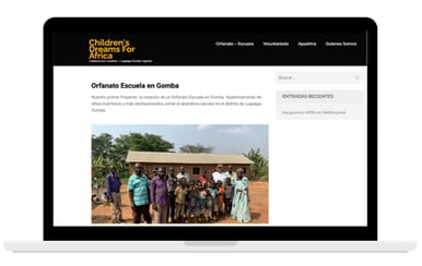 childrens dreams africa